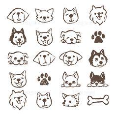 商用利用でも安心。プロが選んだ「犬のイラスト アイコンセット」(41025599)のイラスト素材。ストックフォト・イラスト販売の【イメージナビ】では低価格・高品質のロイヤリティフリー画像素材が購入できます。日本人、女性、シニア、フード、サイエンスから、動画、フォント、レシピまで。無料カンプ・有料カンプが充実。