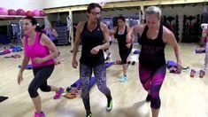 Cathe Friedrich's Cardio Circuit Mashup Live Workout