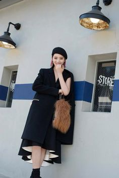Irene Kim × Stella McCartney 'One City, One Girl'