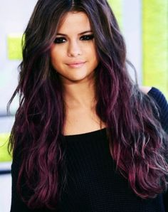 love her hair color. Really want something different for my hair! Thinking of something like this