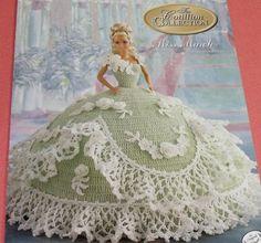 Barbie Doll Patterns Free Online | Crochet Patterns: Barbie Doll Clothing - Free Crochet Patterns