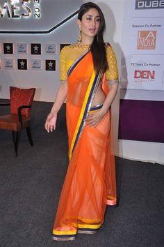 Kareena Kapoor Bollywood Replica Saree