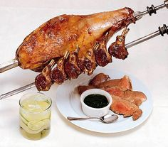 From Fogo de Chao -- Grilled Lamb Chops Recipe