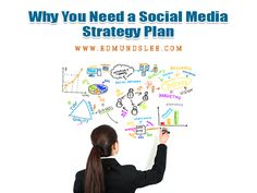 Why You Need a Social Media Strategy Plan. - Social media without a strategy in place can be overwhelming. Here are six steps that can help you thrive and prosper. #socialmedia