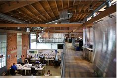 cool warehouse offices - Google Search