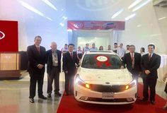 KIA exporta los primeros autos hechos en el país