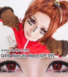 Special effects contact lenses for cosplay, costume, Halloween, and theatrical events from Eyecandys. All with FREE Shipping! #eyecandys #coloredlens #accessory #contacts #fashion #cosplay