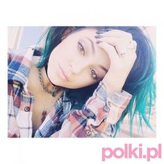 Kylie Jenner #polkipl