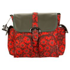 Kalencom Double Duty Backpack Diaper Bag - 2991PRIMLACEY