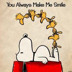 You ALWAYS Make Me Smile!