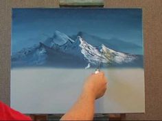 Learn How to Create A Foreground  Mountain The Easy Way Part 2