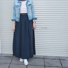 9 Meilleurs Styles Hijab Avec Jeans Pour Un Dressing Chic - Hijab Fashion and Chic Style FacebookTwitterGoogle+YouTube