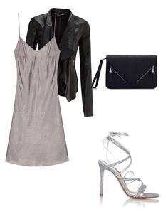 """Untitled #1859"" by ncmilliebear ❤ liked on Polyvore featuring Miss Selfridge, Gianvito Rossi, women's clothing, women, female, woman, misses and juniors"