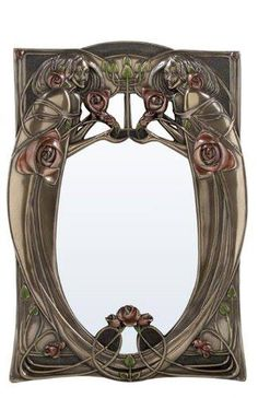 Art Nouveau table Mirror ca.1905.