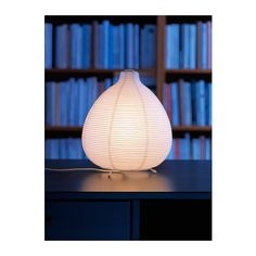 VÄTE Table lamp IKEA Gives a soft mood light. || $9.99