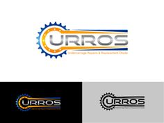 Onsite equipment repair company requires a comp... Logo Design by EYECON