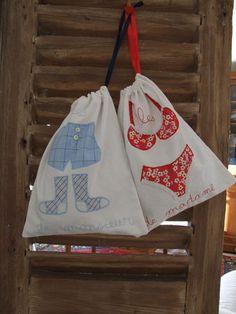 Laundry sacks for travel