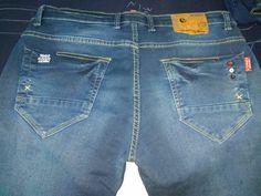 Denim Jeans Men, Jeans Pants, Trousers, Buffalo Jeans, Club Dresses, Skinny, Pocket, Fashion, Men Models
