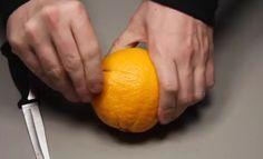 Dette visste du ikke at du kunne lage av en helt vanlig appelsin? – Kreative Idéer