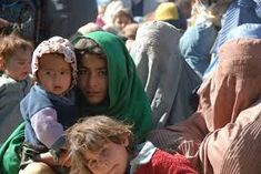 Image result for women and children in afghanistan