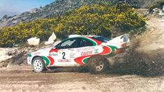 Toyota's Top 14 Rally Cars: Tales from the Trophy Cabinet