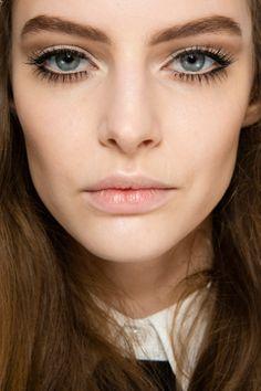 Backstage beauty: Gucci Fall/Winter 2014-2015, FW2014, Marianne Faithfull, Britt Ekland, Luigi Murenu, Pat McGrath, Kate Moss