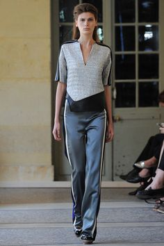 Bouchra Jarrar Fall 2014 Couture Collection Slideshow on Style.com