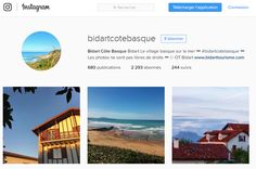 INSTAGRAM Bidart Côte Basque Bidart Le village basque sur la mer ➖ #bidartcotebasque ➖ Les photos ne sont pas libres de droits ➖ © OT Bidart www.bidarttourisme.com