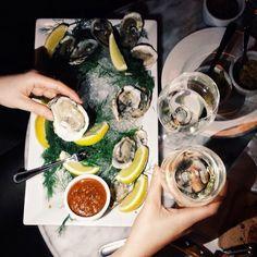 How We Did the Oscars: Food, Drinks, Tweets, Fun - Bon Appétit