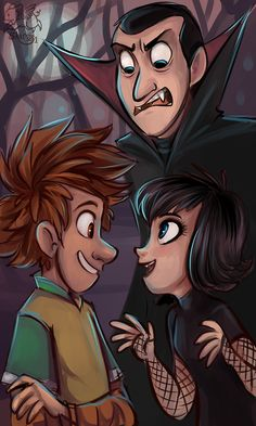 I kind of rushed this, but here's some Hotel Transylvania fan art. I really love this movie by the way, the animation is just a ton of fun. Disney Pixar, Disney And Dreamworks, Disney Cartoons, Disney Animation, Animation Movies, Cartoon Crossovers, Cartoon Movies, Cartoon Art, Disney Princess Art