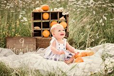 Orange You Adorable :: {Washington Children's, Baby, Lifestyle Family, Photographer} » Velvet Owl Photography Blog