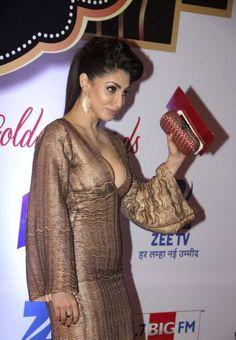 Reyhna Malhotra At ZEE TV 8th Boroplus Gold Awards 2015