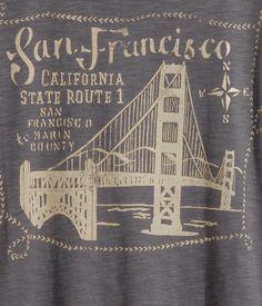 San Francisco Shirt @ H&M $6.45