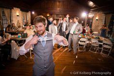 The Raven Lodge - Huntsville State Park Wedding by Grif Kolberg Photography