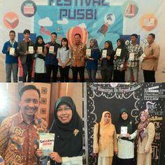 Rachma ♥ رَّحْمَ : Hadiah Buku Darii Junanto Herdiawan