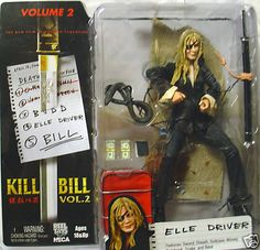 Kill Bill Vol 2 Elle Driver Daryl Hannah Deadly Cool | eBay