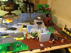 Image result for lego zombie apocalypse