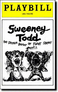 Sweeney Todd @ DMTC. My daughter was in this one
