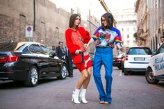 Street Style MFW/ Septiembre 2015