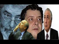 Urgente ! OI pagava 1 milhão de propina por mês para LULINHA, Renan Prot...