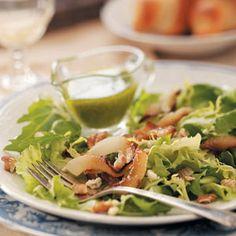 Roasted Onion Salad ~ Taste of Home magazine Oct. & Nov. 2008.