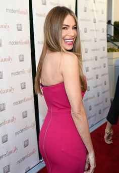 Sofia Vergara Photos - ABC's 'Modern Family' ATAS Emmy Event - Arrivals - Zimbio