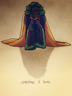 omgawsh Robin... sad