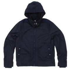 C.P. Company Ripstop Hooded Jacket