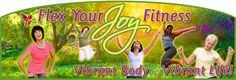 Alchemical Banner Design for Dorothy Jantzen and Flex Your Joy Fitness by Julia Stege the Magical Marketer