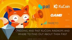"""Ongoing and Past KuCoin Airdrops and Where To Find Out About Them First Dubbed as the """"The People's Exchange,"""" KuCoin's generosity has become widely known because of their ongoing airdrops and trading competitions, especially with their new token listing Blockchain, Competition, Pikachu, Past, How To Find Out, Product Launch, People, Fictional Characters, Past Tense"""