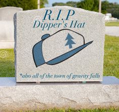 """I was like """"DIPPERS HAT"""" at this part and my brother told me to hush XD ~Ava"""