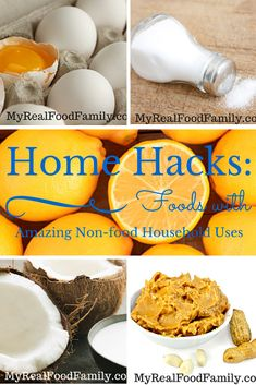 Home Hacks: Foods wi