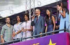Danilo Medina llama a construir un gobierno de unidad nacional