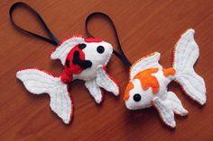 Keychains fish